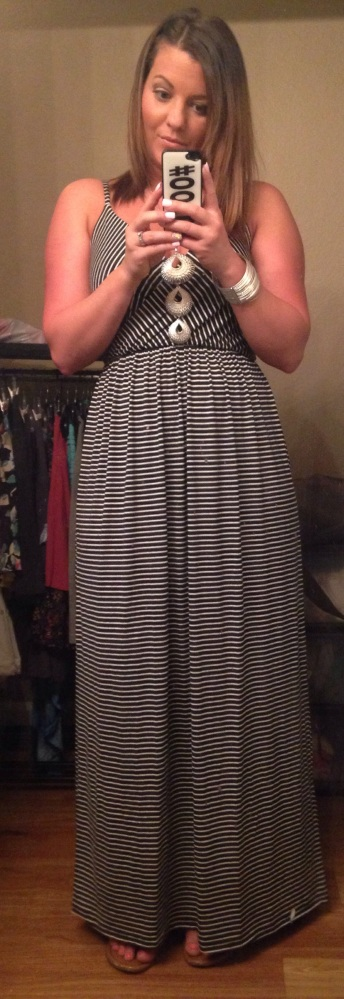 Maxi Dress Tuesday OOTD